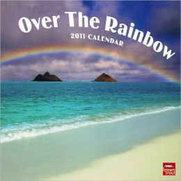 2011 Rainbows Square Wall Calendar