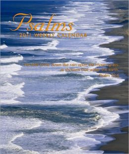 2011 Psalms Hardcover Weekly Engagement Calendar