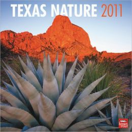2011 Texas Nature Square Wall Calendar