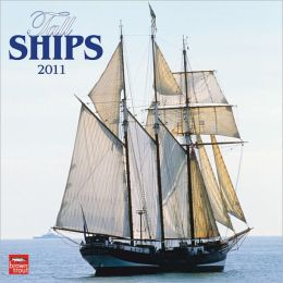 2011 Tall Ships Square Wall Calendar