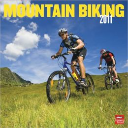 2011 Mountain Biking Square Wall Calendar