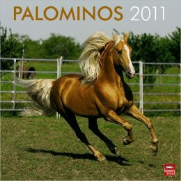 2011 Palominos Square Wall Calendar