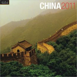 2011 China Square Wall Calendar