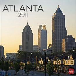 2011 Atlanta Square Wall Calendar