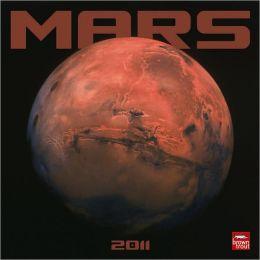 2011 Mars Square Wall Calendar