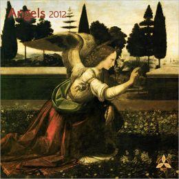 2012 Angels Square 12X12 Wall Calendar