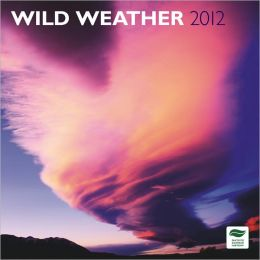 2012 Wild Weather Square 12X12 Wall Calendar