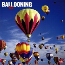 2012 Ballooning Square 12X12 Wall Calendar