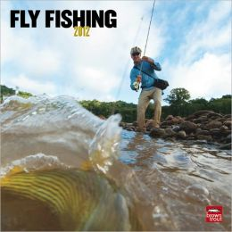 2012 Flyfishing Square 12X12 Wall Calendar