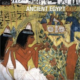 2012 Ancient Egypt Square 12X12 Wall Calendar
