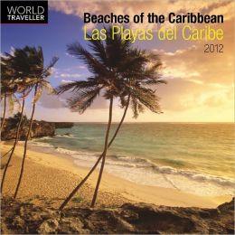 2012 Beaches Of The Caribbean/Las Playas 7X7 Mini Calendar
