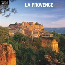 2012 La Provence Square 12X12 Wall Calendar