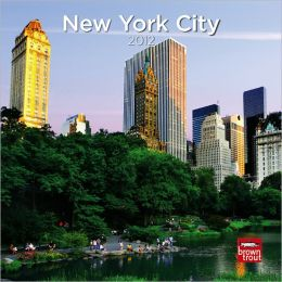 2012 New York City 7X7 Mini Wall Calendar