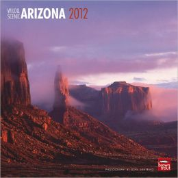 2012 Arizona, Wild & Scenic Square 12X12 Wall Calendar