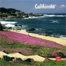 2012 California 7X7 Mini Wall Calendar