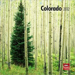 2012 Colorado 7X7 Mini Wall Calendar