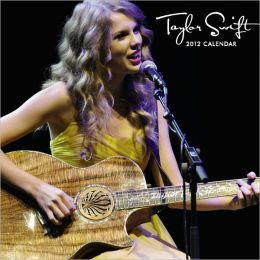2012 Taylor Swift Square 12X12 Wall Calendar Trade