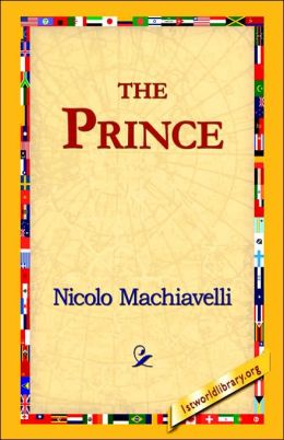 The Prince (1st World Library Edition)