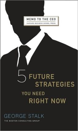 Five Future Strategies You Need to Know Right Now