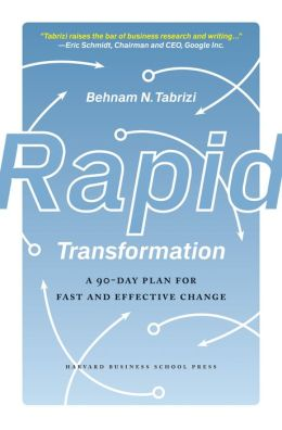Rapid Transformation: A 90-Day Plan for Fast and Effective Change