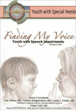 Finding My Voice: Youth with Speech Impairment