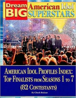 American Idol Profiles Index: Top Finalist from Each Seasons 1 to 7 (82 Contestants)