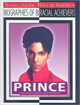Prince: Songer-Songwriter, Musician, and Record Producer