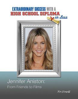 Jennifer Aniston: From Friends to Films