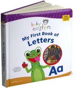 Baby Einstein My First Book of Letters