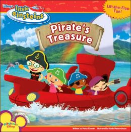 Pirate's Treasure (Little Einstein's Series)