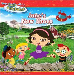 Little Einsteins June S New Shoes