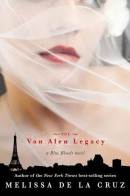 The Van Alen Legacy (Blue Bloods Series #4)