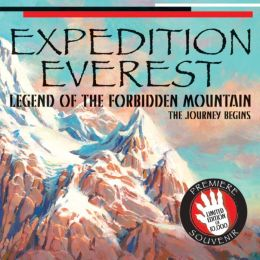 Expedition Everest: Legend of the Forbidden Mountain the Journey Begins
