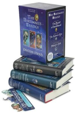The Bartimaeus Trilogy Boxed Set