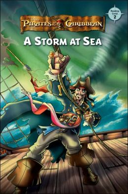 Pirates of the Caribbean: A Storm at Sea
