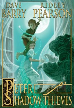 Peter and the Shadow Thieves (Starcatchers Series #2)