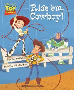 Toy Story Ride 'em, Cowboy!