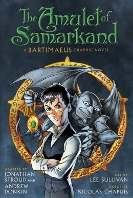 The Amulet of Samarkand: Bartimaeus Graphic Novel