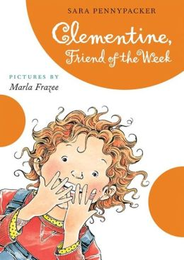Clementine, Friend of the Week (Clementine Series #4)