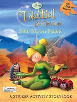 Blue Moon Magic: A Sticker-Activity Storybook