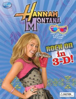 Hannah Montana Rock On in 3-D