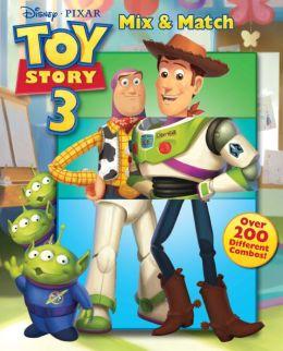Toy Story 3 Mix & Match