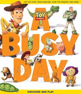 A Busy Day (Toy Story 3 Series)