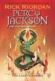 Rick Riordan - The Last Olympian (Percy Jackson and the Olympians Series #5)