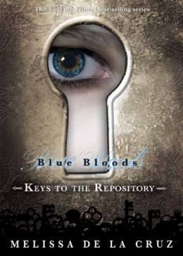 Keys to the Repository (Blue Bloods Series)