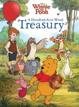 Winnie the Pooh Hundred-Acre-Wood Treasury
