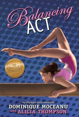 Balancing Act (Go-for-Gold Gymnasts Series #2)