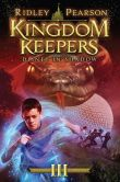 Book Cover Image. Title: Disney in Shadow (Kingdom Keepers Series #3), Author: Ridley Pearson