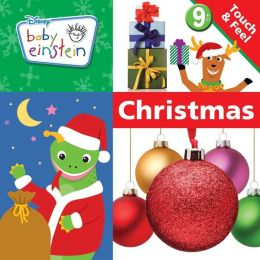 Baby Einstein Touch and Feel Christmas