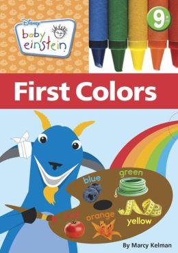 Baby Einstein First Colors